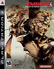 Metal Gear Solid 4: Guns of the Patriots -- Limited Edition (Sony PlayStation 3, 2008)