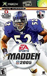 Madden-NFL-2005-Xbox-by-Artist-Not-Provided
