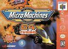 Micro Machines 64 Turbo (Nintendo 64, 1999)