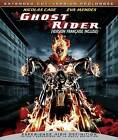 Ghost Rider (Blu-ray Disc, 2007, Canadian)