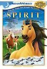Spirit: Stallion of the Cimarron (DVD, 2010, Canadian; French)