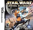 Star Wars Nintendo DS Video Games