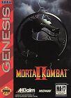 Mortal Kombat II (Sega Genesis, 1994)