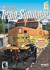 Microsoft Train Simulator (PC, 2001) - European Version