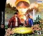 Shenmue II (UK Import) (Sega Dreamcast, 2001) - UK Version