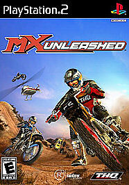 MX Unleashed Sony PlayStation 2, 2004  - $12.00