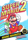 Super Mario Bros. 2  (NES, 1988) (1988)