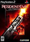 Sony PlayStation 2 Resident Evil Video Games