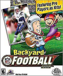 Backyard Baseball 2003 Players backyard football 2002 (pc, 2002) | ebay