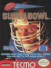 Tecmo Super Bowl (Nintendo NES, 1991)