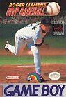 Roger Clemens' MVP Baseball (Nintendo Game Boy)