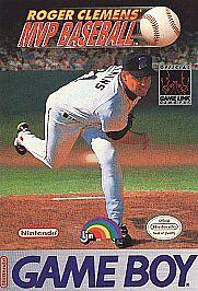Roger Clemens' MVP Baseball Nintendo Gameboy Cartridge Only