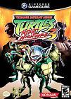 Nintendo GameCube Teenage Mutant Ninja Turtles Games