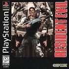 Resident Evil (Sony PlayStation 1, 1996)