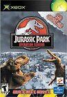 Jurassic Park: Operation Genesis (Microsoft Xbox, 2003)
