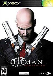 Hitman: Contracts (Microsoft Xbox, 2004) BRAND NEW SEALED
