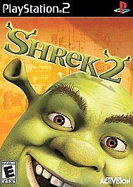 New-Shrek-2-PS2-Video-Game