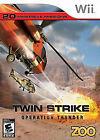 Twin Strike: Operation Thunder (Nintendo Wii, 2008)