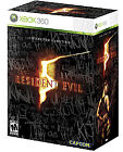 Resident Evil 5 -- Collector's Edition (Microsoft Xbox 360, 2009)