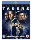 Takers (Blu-ray, 2011)