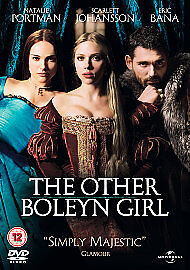 The-Other-Boleyn-Girl-DVD-2008-disc-only-free-postage