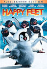 Happy Feet (DVD, 2007, Full Frame)