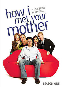 HOW-I-MET-YOUR-MOTHER-SEASON-1-DVD-2006-3-Disc-Set-NEW