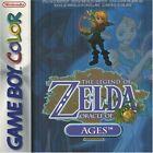 The Legend of Zelda: Oracle of Ages (Nintendo Game Boy Color, 2001) - European Version