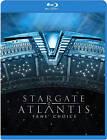 Stargate Atlantis: Fans Choice (Blu-ray Disc, 2009)