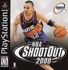 NBA ShootOut 2000 (Sony PlayStation 1, 1999)