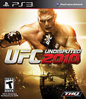 UFC Undisputed 2010  (Playstation 3, 2010) (2010)