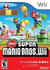 New Super Mario Bros.  (Wii, 2009) (2009)