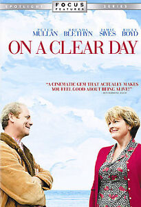 NEW On A Clear Day DVD Mullan, Blethyn, Sives, Boyd DISC ONLY  - $4.45