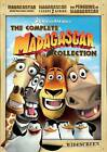 Madagascar: The Complete Collection (DVD, 2009, 3-Disc Set, Sensormatic Widescreen)