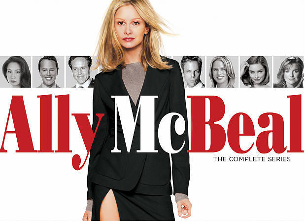Ally McBeal The Complete Series (DVD, 2009, 31 Disc Set)