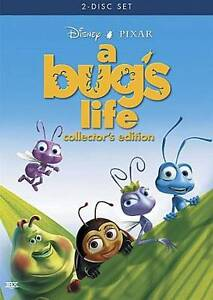 A-Bugs-Life-DVD-2-Disc-Set-Collectors-Edition-Disney-Pixar
