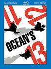 Oceans Eleven/Oceans Twelve /Oceans Thirteen (Blu-ray Disc, 2007)