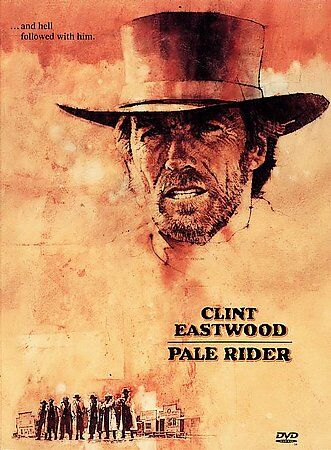Pale Rider (DVD, 1997) NEW! Clint Eastwood Free Shipping in Canada !~