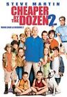 Cheaper By the Dozen 2 (DVD, 2006, Canadian Dual Side)