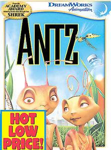 Antz-DVD-2004-Brand-New