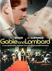 Gable and Lombard (DVD, 2004)