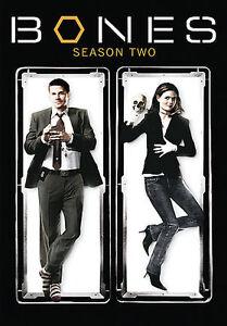 Bones-Season-2-DVD-2009-6-Disc-Set-NEW