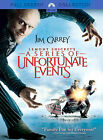 Lemony Snicket's A Series of Unfortunate Events (DVD, 2005, Full Screen Collection)