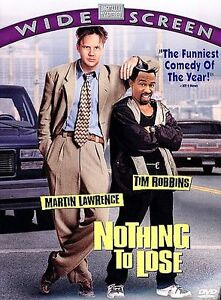 Nothing-to-Lose-DVD-1998-NEW-FACTORY-SEALED