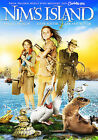 Nim's Island (DVD, 2009, Checkpoint; Pan and Scan; Sensormatic)