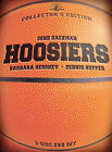 Hoosiers (DVD, 2009, 2-Disc Set, Collector's Edition) (DVD, 2009)