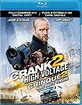 Crank-2-High-Voltage-Blu-ray-amp-Digital-copy-Canadian-NO-SCRATCHES-warranty