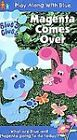 Blues Clues - Magenta Comes Over (VHS, 2000)
