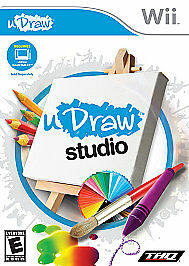 uDraw Studio (Game & uDraw GameTablet)  ...