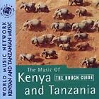 The Rough Guide to the Music of Kenya & Tanzania by Various Artists (CD, Nov-1996, World Music Network)